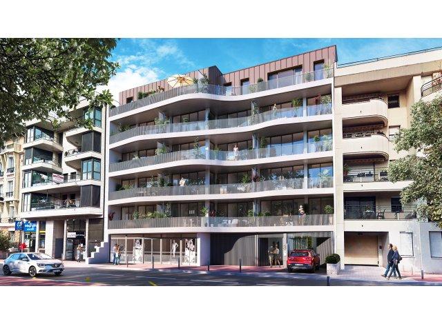 Programme immobilier loi Pinel La Riviera à Enghien-les-Bains