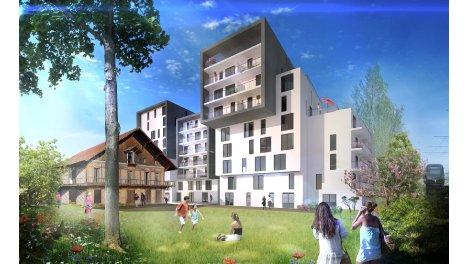 Écohabitat immobilier neuf éco-habitat Villa Alexandre