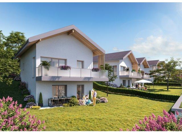 Écohabitat immobilier neuf éco-habitat Oxygene