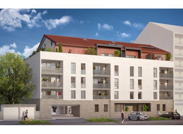 Écohabitat immobilier neuf éco-habitat K'Zen