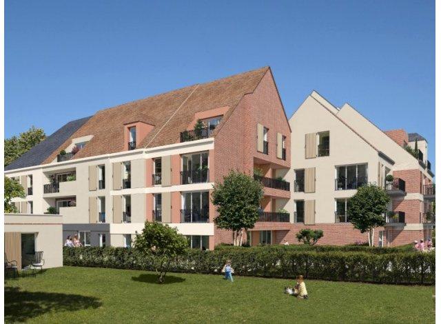 Eco habitat programme Le Clos de l'Horloge Beauvais