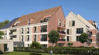 Pinel programme Le Clos de l'Horloge Beauvais