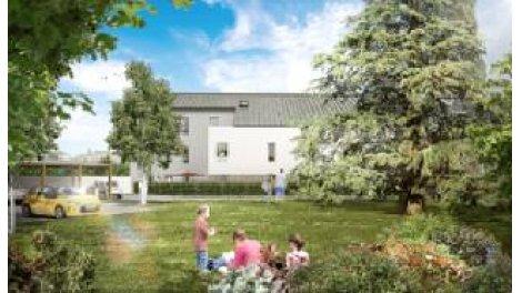 Écohabitat immobilier neuf Kedros éco-habitat à Nantes