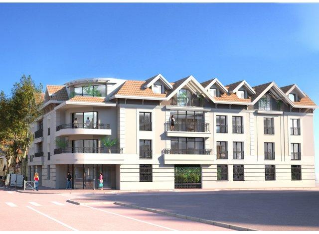 Programme immobilier loi Pinel Villa Alexia à Arcachon