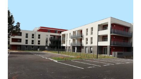 Programme immobilier neuf Charnay-lès-Mâcon L'Initial