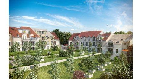 Programme immobilier loi Pinel Plein Ciel à Chalifert