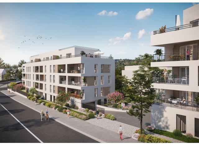 Programme immobilier loi Pinel Opaline à Annemasse