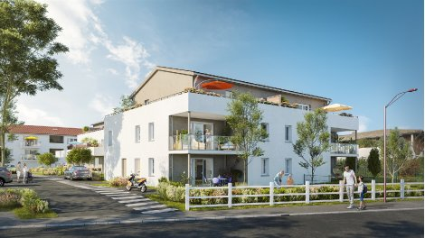 Programme immobilier neuf Harmony à Carbon-Blanc