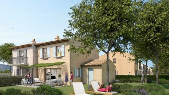 Immobilier neuf à Grimaud