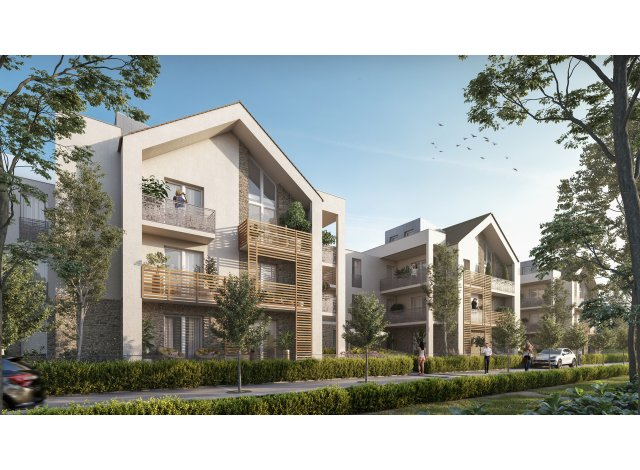 Programme immobilier loi Pinel Les Cottages d'Amilly à Serris