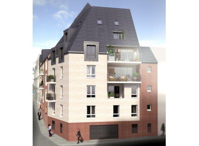 Investissement loi Pinel neuf Rouen