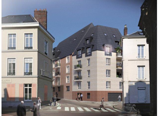 Éco habitat éco-habitat La Renaissance à Rouen