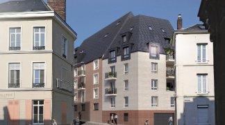 Eco habitat programme La Renaissance Rouen