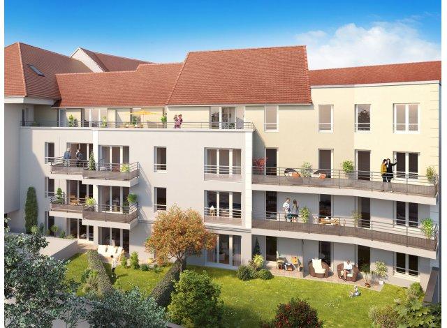 Programme immobilier loi Pinel Plein r à Brou-sur-Chantereine