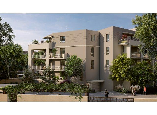 Programme immobilier neuf Atrium à Nîmes