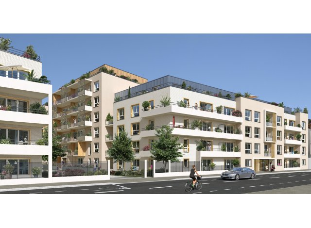 Programme immobilier neuf Carre Flora