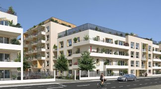 Programme immobilier neuf Carre Flora Rouen
