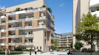 Programme immobilier neuf Carre Flora à Rouen