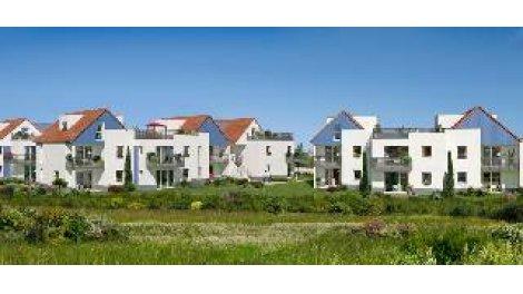 Appartement neuf Le Green éco-habitat à Wimereux