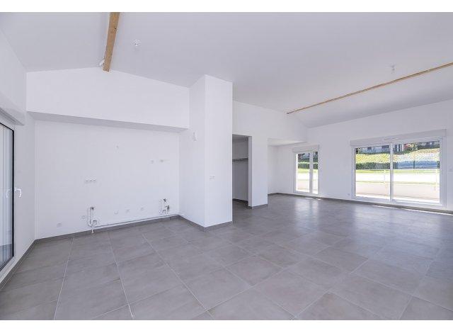 Programme immobilier loi Pinel Olympe à Evian-les-Bains