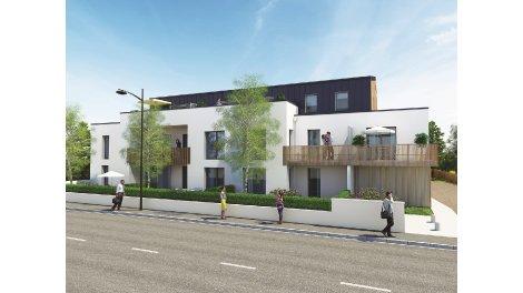 Programme immobilier loi Pinel Clos Naturalia à Saint-Herblain