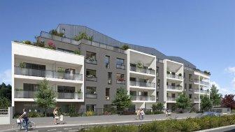 Éco habitat neuf à Saint-Nazaire