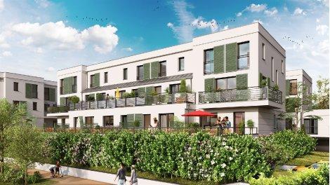 Écohabitat immobilier neuf éco-habitat Les Terrasses de Bel Air