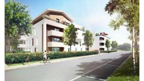 Programme immobilier loi Pinel Vill'Garden à Villenave-d'Ornon
