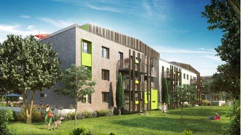 Investissement immobilier loi Pinel investissement loi Pinel Amiens Le Carre des Vignes