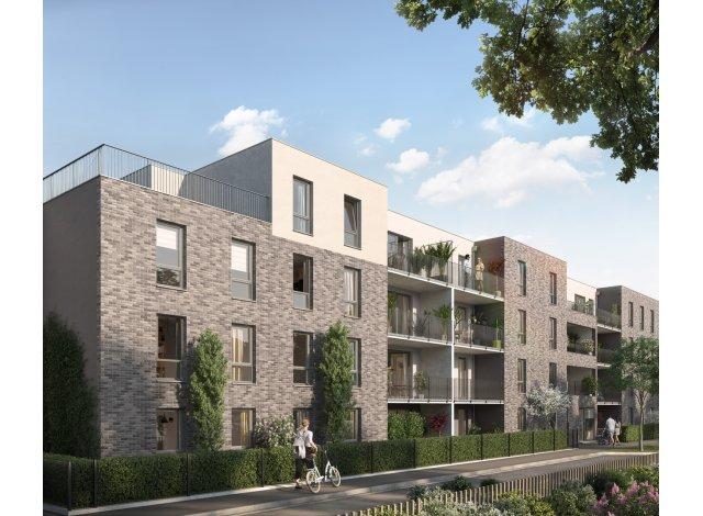 Programme immobilier neuf Triptyque à Amiens