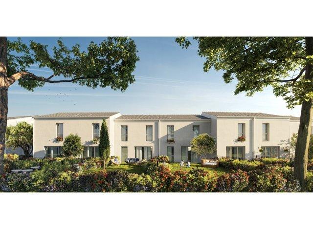 Programme immobilier loi Pinel Les Jardins d'Anais à Lormont