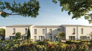 Eco habitat programme Les Jardins d'Anais Lormont