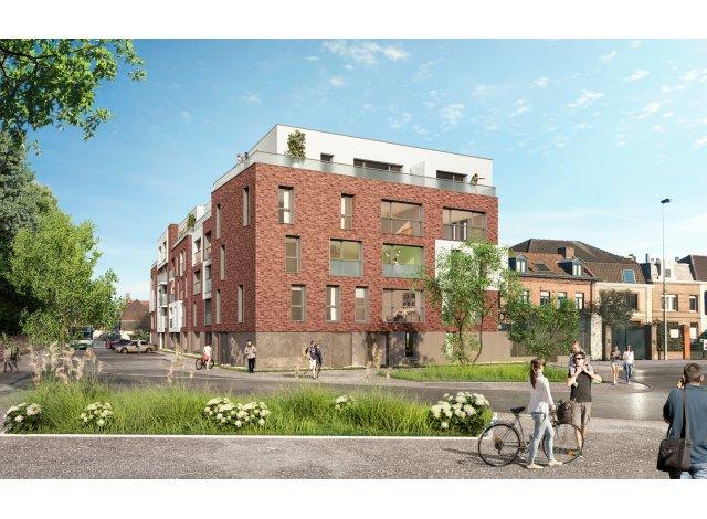 immobilier ecologique à Loos