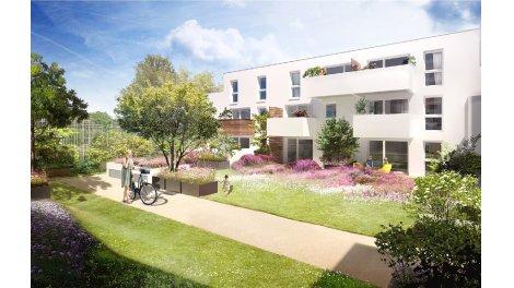 Programme immobilier loi Pinel Vill'Garden 2 à Villenave-d'Ornon