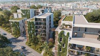 Programme immobilier neuf éco-habitat Au Pluriel à Clermont-Ferrand