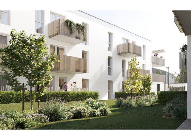 Programme immobilier loi Pinel Utopia à Poitiers