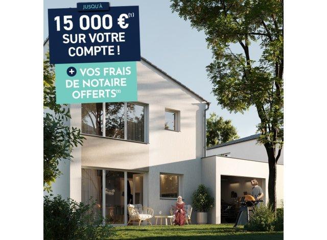Immobilier basse consommation à Poitiers