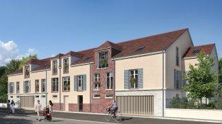 Eco habitat programme Residence Papyrus Nogent-sur-Oise