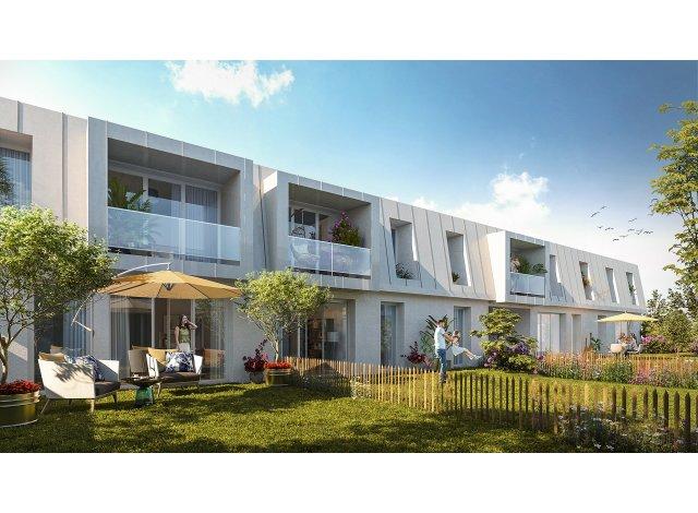 Immobilier ecologique à Aytre