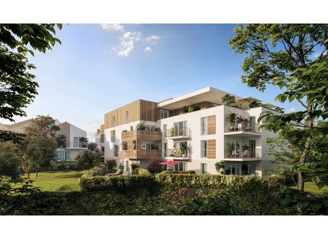 Programme immobilier loi Pinel L'Orée du Bois à Montévrain