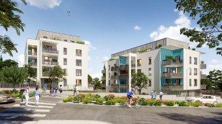 Programme immobilier loi Pinel Alfa à Vénissieux
