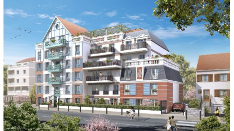 Programme immobilier neuf Résidence du Gue du Coudray