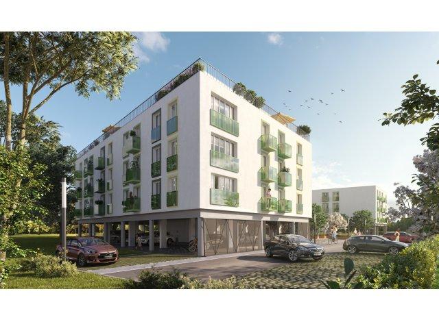 Programme immobilier neuf Ver'Tige à Villenave-d'Ornon