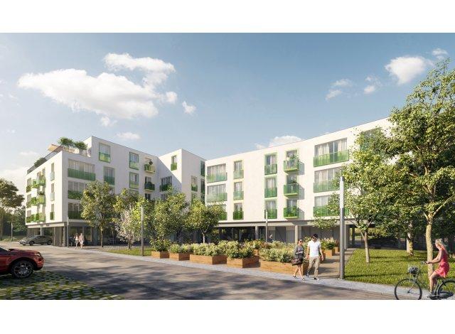 Programme immobilier loi Pinel Ver'Tige à Villenave-d'Ornon