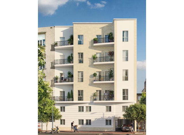 Programme immobilier neuf L Eden