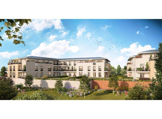 Appartement neuf Novea éco-habitat à Corbeil-Essonnes