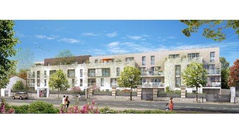 Écohabitat immobilier neuf éco-habitat Le Pavillon Jaures