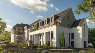 Éco habitat neuf à Dinard