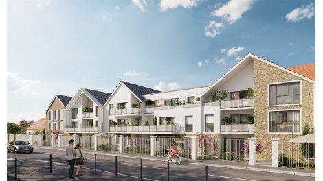 Programme immobilier loi Pinel Hestia à Champigny-sur-Marne