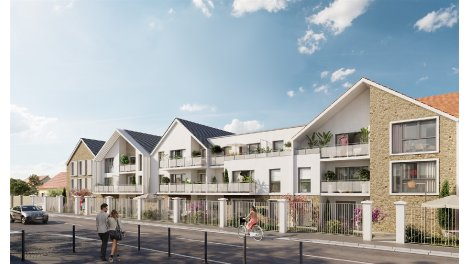 Écohabitat immobilier neuf éco-habitat Val de Marne Hestia